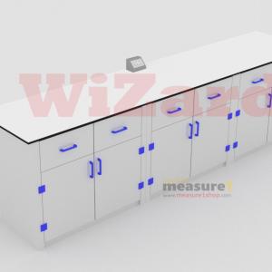 โต๊ะปฏิบัติการติดผนัง WZ-04