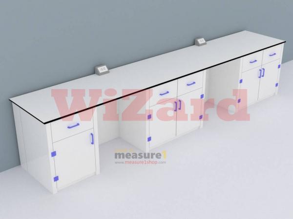 โต๊ะปฏิบัติการติดผนัง WZ-07