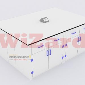 โต๊ะปฏิบ้ติการกลางห้อง WZ-18